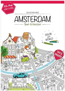 Very Mappy - Amsterdam
