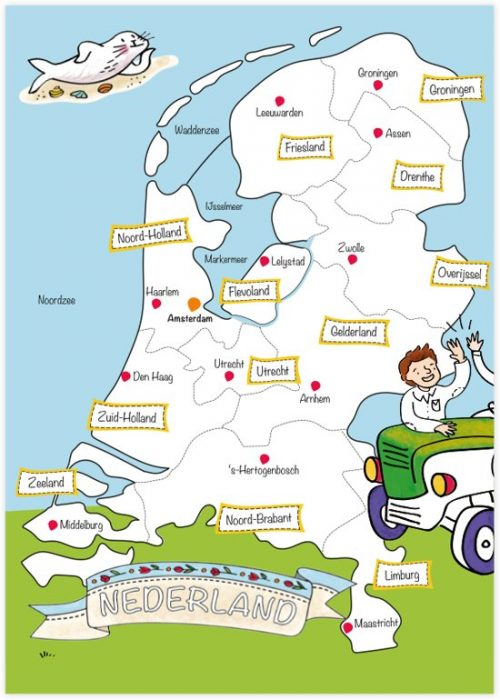 Very Mappy - Nederland